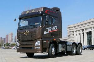 一汽解放青汽 JH6重卡 寒区版 500马力 6X4牵引车