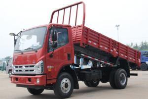 福田骁运H3 129马力 3.77米排半平板自卸汽车