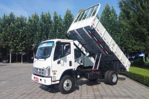 福田骁运H2 115马力 3.8米排半平板自卸汽车