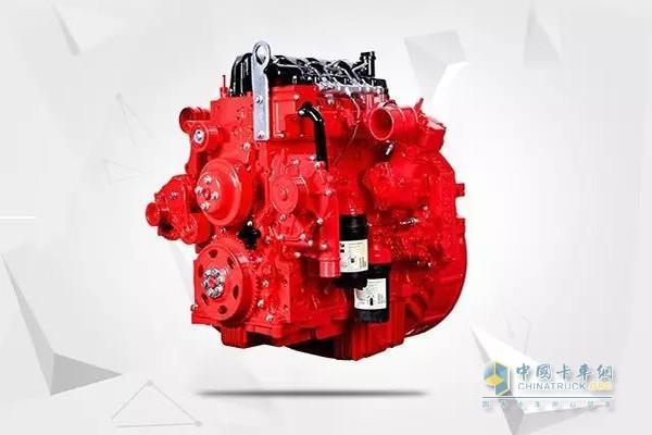 康明斯发动机为瑞沃es超级卡车提供强大动力