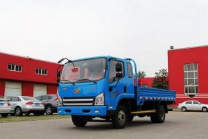 一汽解放青汽 虎VH轻卡 141马力 4X2载货车(标载版)