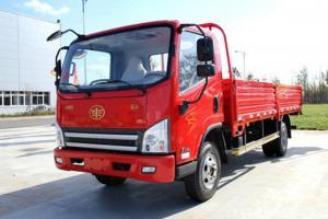 一汽解放青汽 虎VH轻卡 154马力 4X2栏板载货车(重载版)