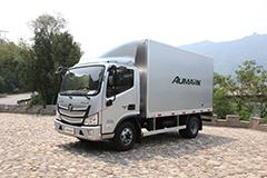 福田欧马可 S3 143马力 4X2 国V厢式载货车