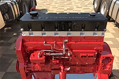 西安康明斯ISME385 30型385马力发动机