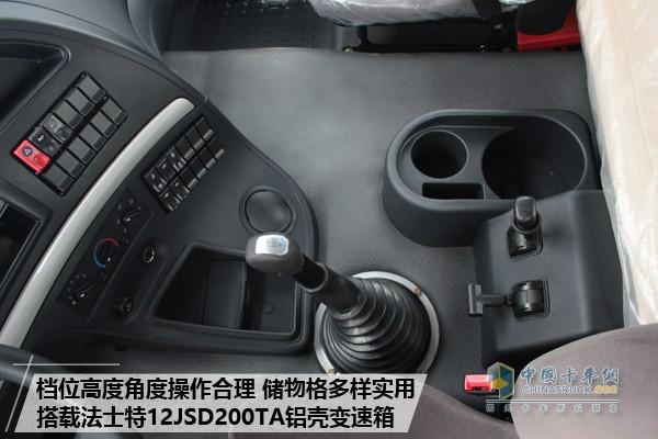 陕汽重卡德龙新M3000 2017款牵引车