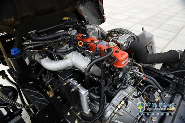 发动机及变速箱