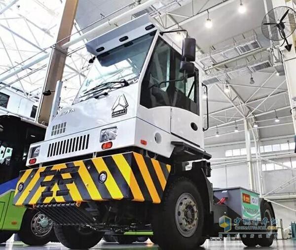 中国重汽筹建中国重汽集团氢动能汽车创新中心