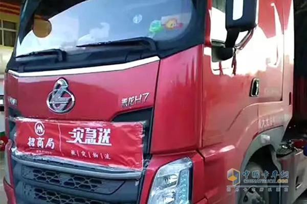"""可靠""""潍柴芯""""保障车辆安全运输"""