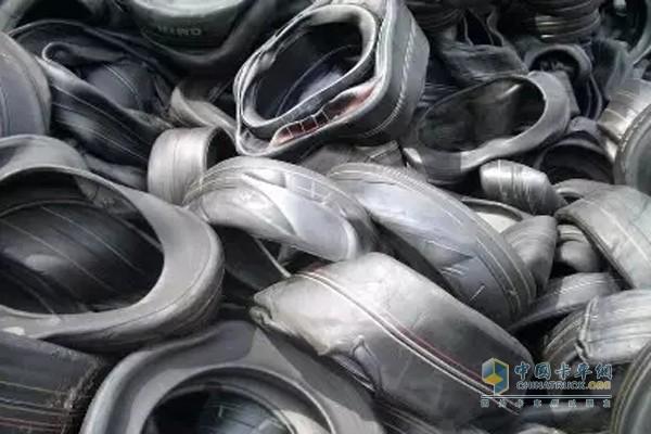 废旧轮胎皮