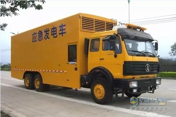 应急电源车