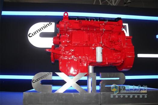 康明斯X12发动机