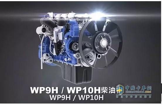潍柴动力发动机