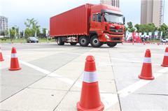 第3季东风天龙中国卡车驾驶员大赛载货车专场赛