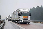 比起无人驾驶的车子 斯堪尼亚的优化系统更厉害!