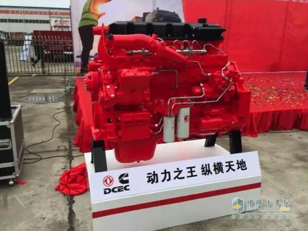 东风康明斯ISZ重型柴油机
