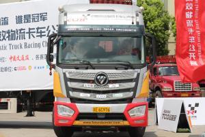 福田戴姆勒欧曼EST 380马力 4X2牵引车