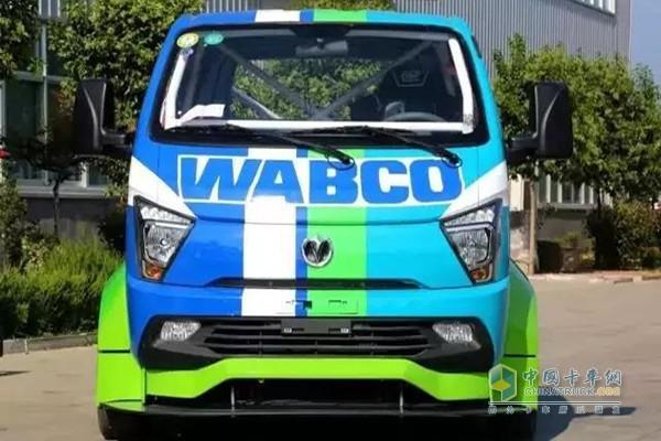 2017年上半年,飞碟汽车公司与中国卡车公开赛组委会签订了飞碟缔