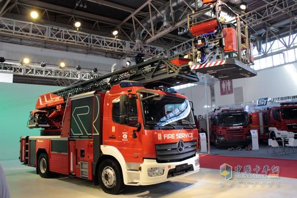 北京国际消防展