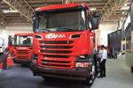 拥百年消防车辆制造经验 斯堪尼亚盛装亮相第十七届北京消防展