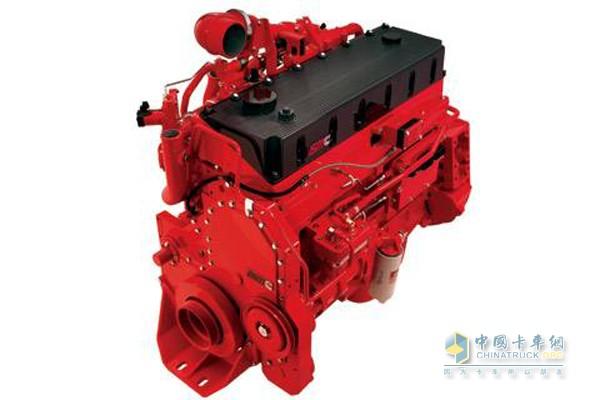 西安康明斯ISM11发动机