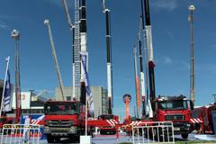 走马观花逛第十七届国际消防设备技术展览会