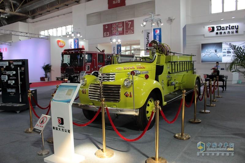 1941年的美国大力消防车