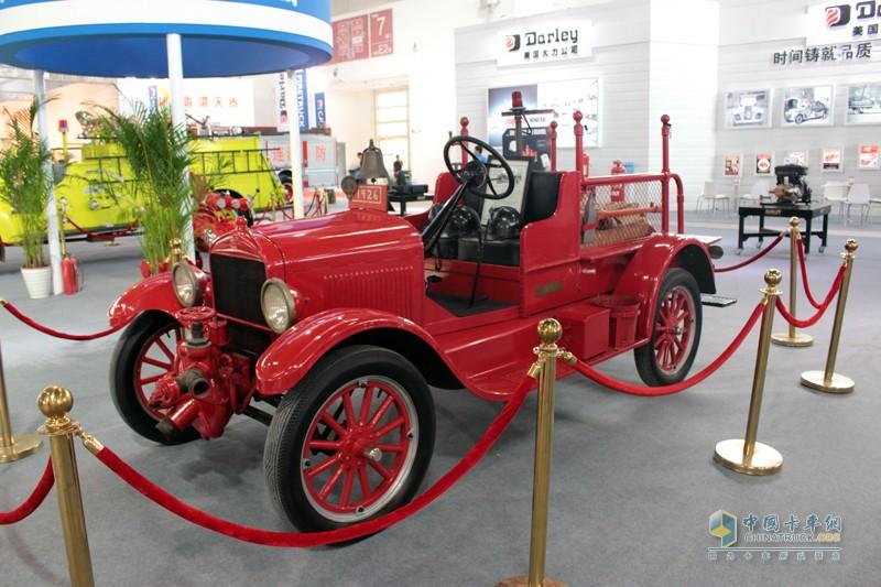 1926年美国大力消防车