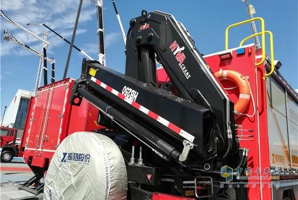 海沃HB250系列随车吊