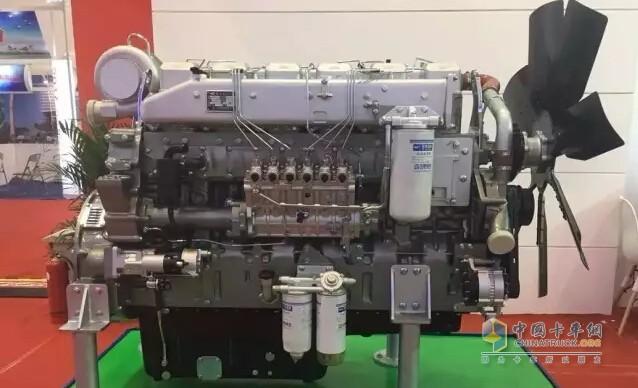 玉柴YC6TD/YC6T系列发电动力