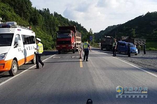 交通运输部公路治超执法专项整治行动
