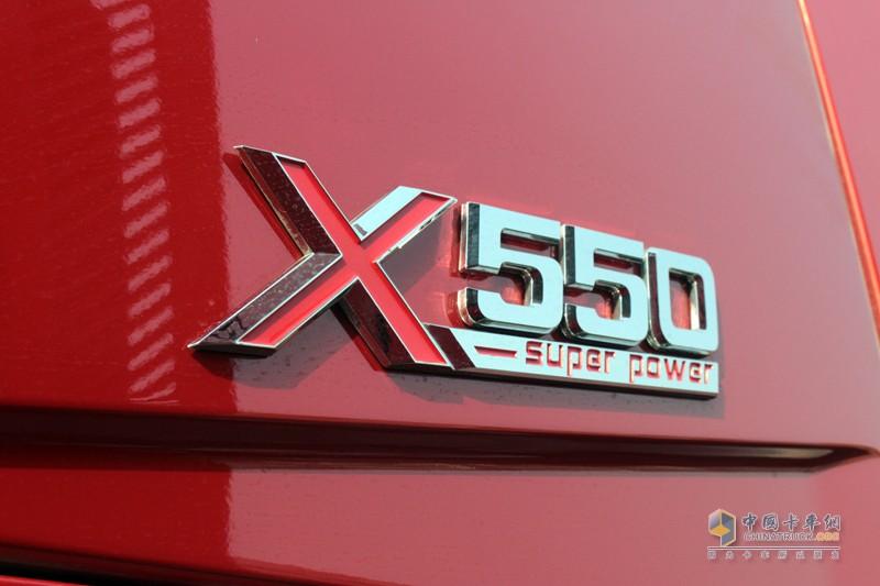 黄金之星拥有行业应用最成熟的潍柴13L 550大马力国五发动机