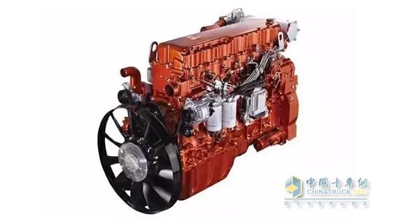 玉柴6K系列大马力发动机