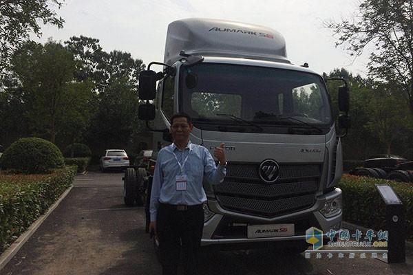 河南鲜易供应链有限公司运营管理部部长许勇接受专访