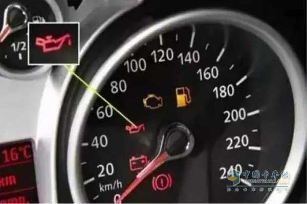 机油压力异常怎么破?
