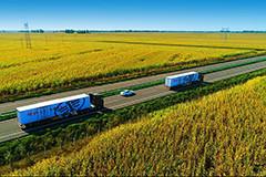 一汽解放智能卡车完成高速公路实车测试,驶入智能时代