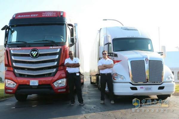 同步欧美超级卡车步伐 欧曼EST升级用户价值