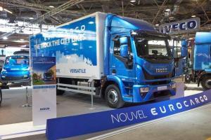 IVECO NEW EUROCARGO 299马力 4×2