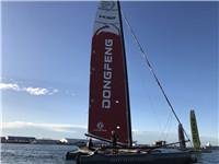 沃尔沃环球帆船赛,东风号最新近况