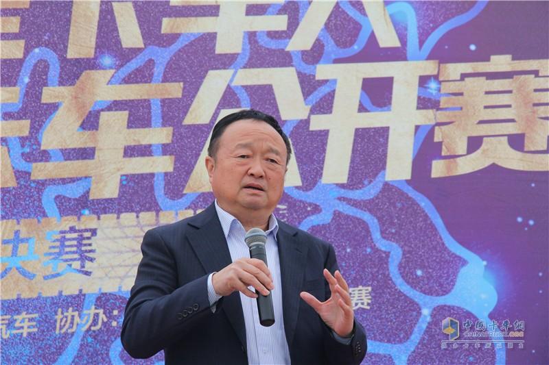 五征集团董事长姜卫东