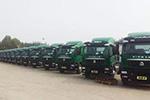 100辆重汽C5H邮政车助力北京邮政事业