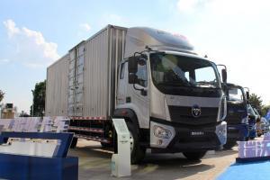 福田瑞沃 ES5 185马力 4X2 7.8米厢式载货车