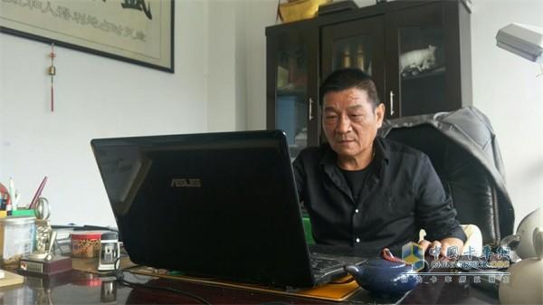 顺发物流运输有限公司总经理陈顺德