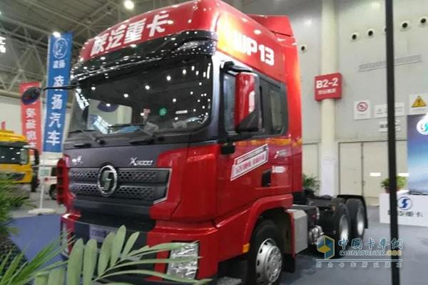 陕汽重卡携四大车型参加2017中国(武汉)国际商用车展览会