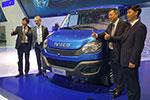 可在天猫网购 8款新一代依维柯Daily武汉车展发布