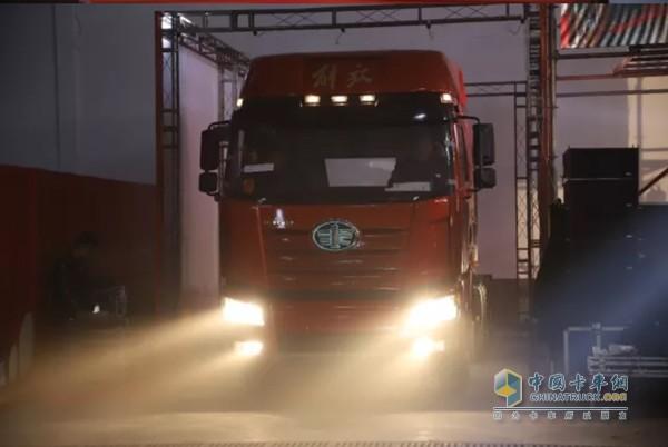 解放卡车挣钱机器