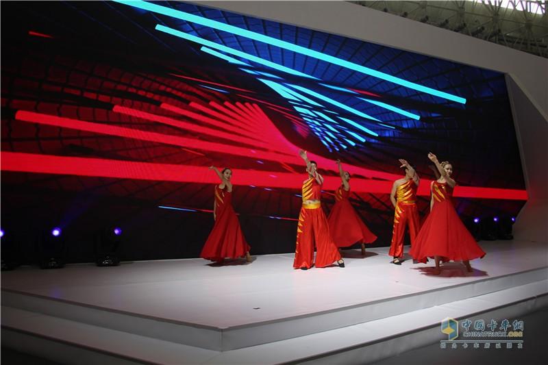 东风华神品牌发布仪式