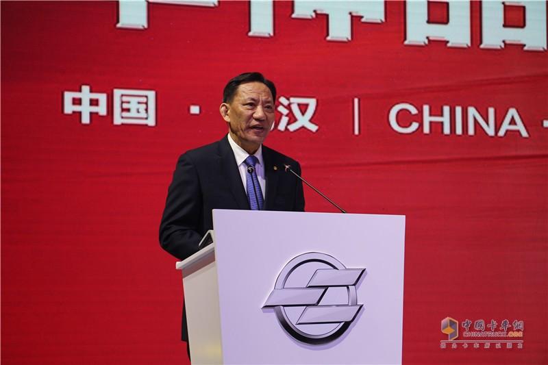 东风汽车公司总经理助理罗元红