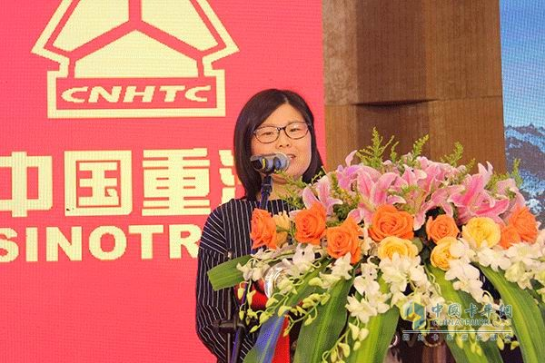 运满满合伙人/人才战略总监马桂珍