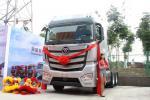 福田戴姆勒欧曼EST 6系重卡 510马力 6X4牵引车(BJ4259SNFKB-AA)