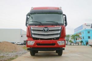 福田戴姆勒欧曼EST 400马力 8X4载货车底盘(BJ1319VNPKJ-AA)